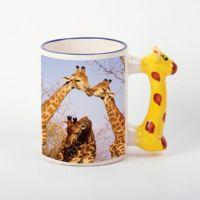 """Кружка с ручкой """"Жираф"""""""